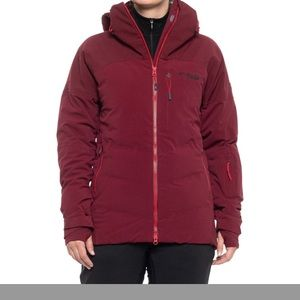 Columbia Titanium Powder Keg Omni-Tech Down Jacket